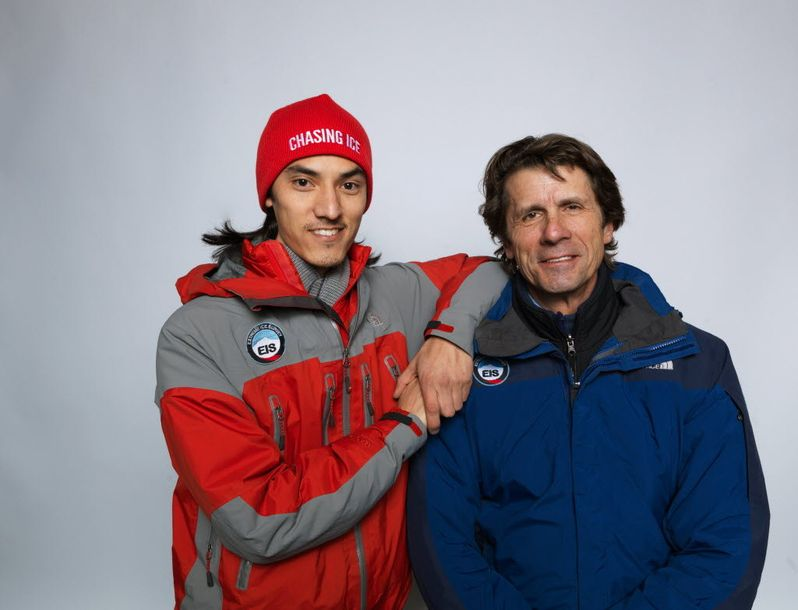 James Balog and director Jeff Orlowski talk <strong><em>Chasing Ice</em></strong>