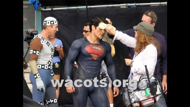 Henry Cavill as the <strong><em>Man of Steel</em></strong> #7