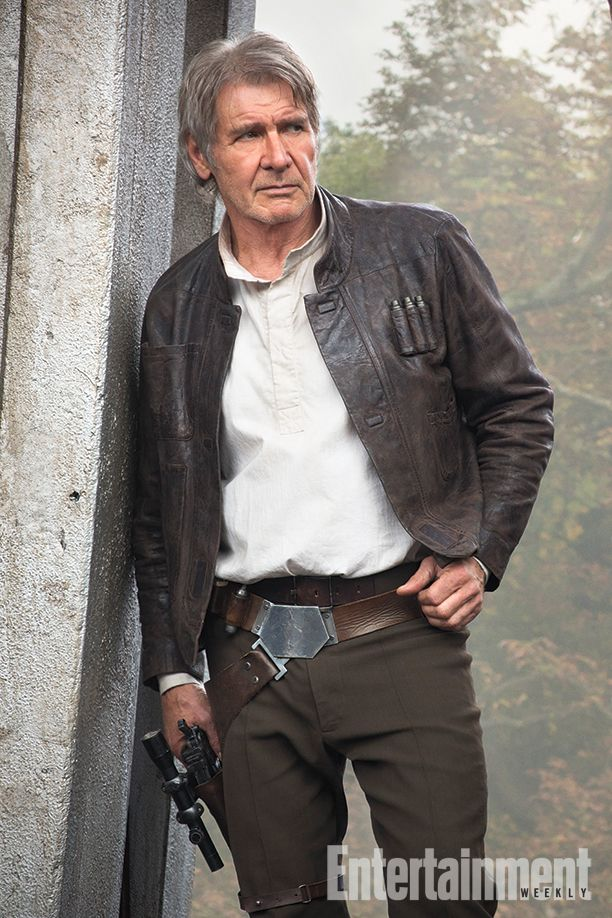 Star Wars 7 EW Han Solo photo 1
