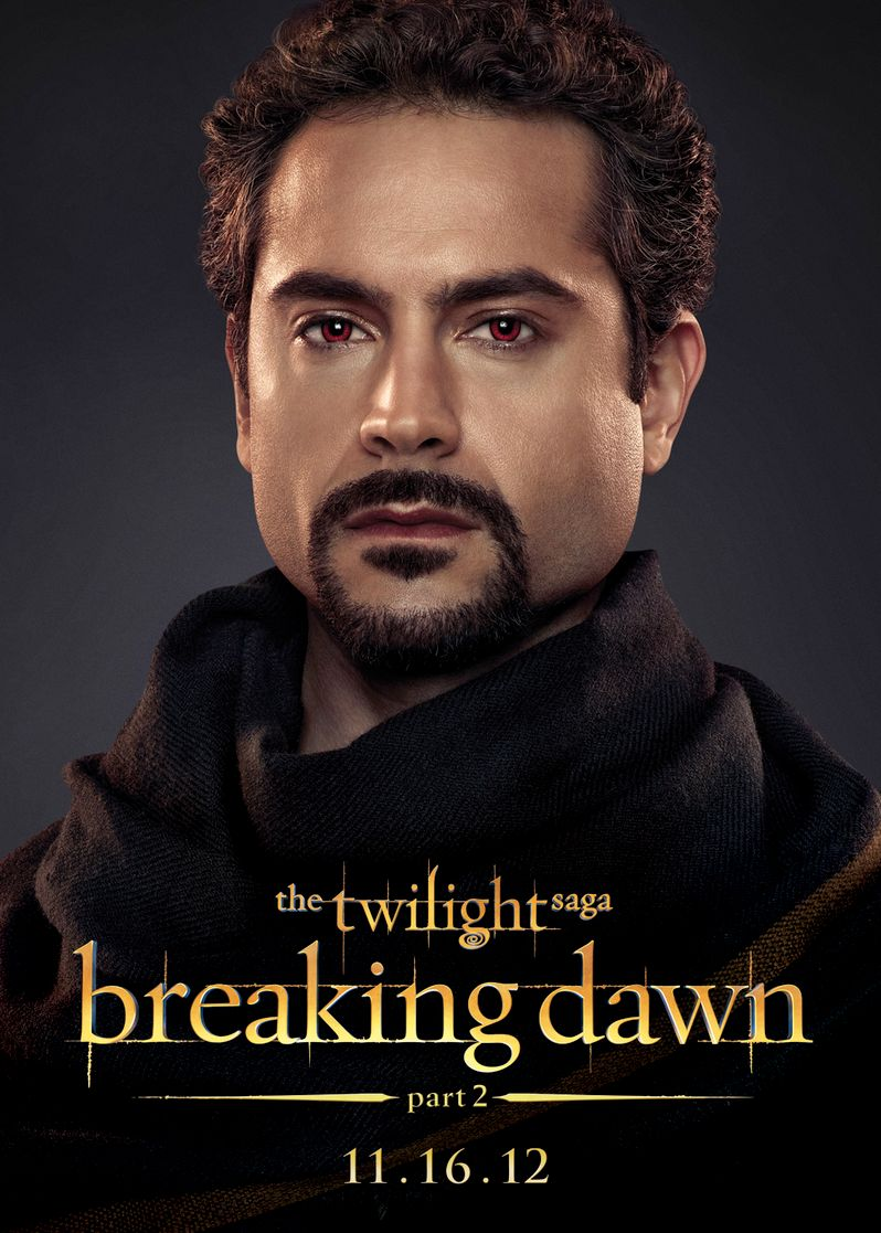 <strong><em>The Twilight Saga: Breaking Dawn - Part 2</em></strong> Amun Poster