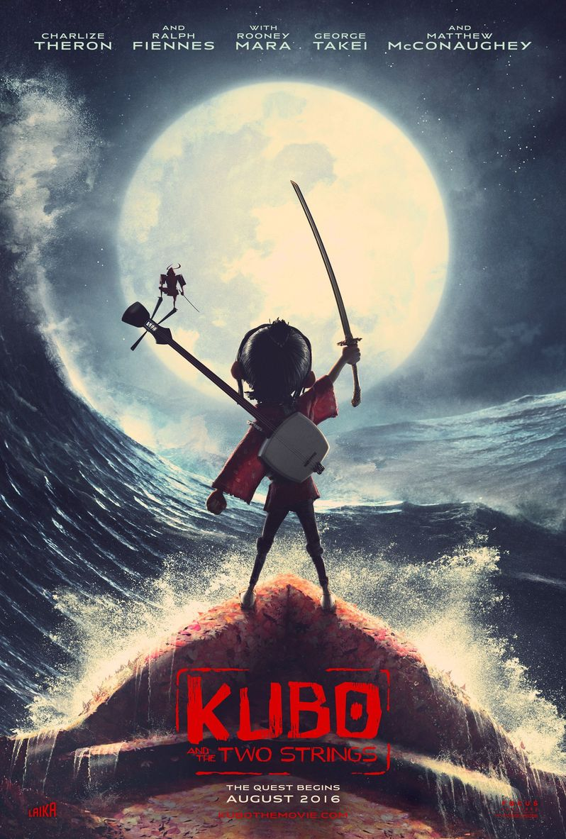 <strong><em>Kubo and the Two Strings</em></strong> Poster