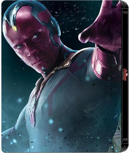 Avengers 2 Vision Steelbook