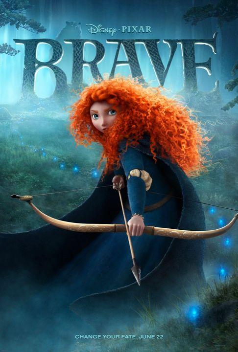 <strong><em>Brave</em></strong> Poster #3