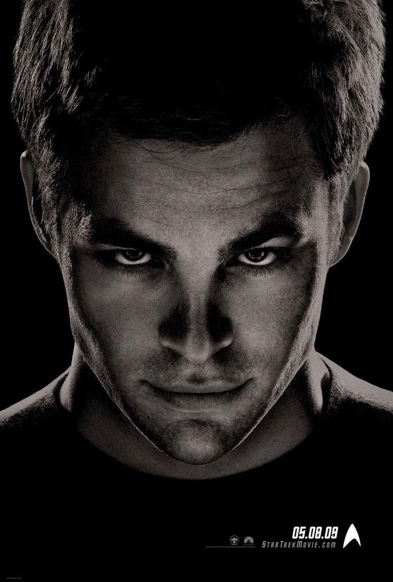 Chris Pine's Captain Kirk