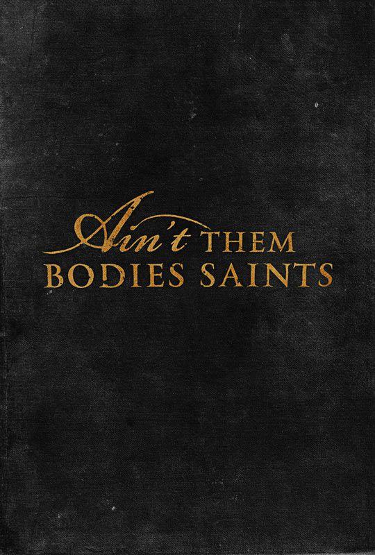 Aint Them Bodies Saints Logo Poster