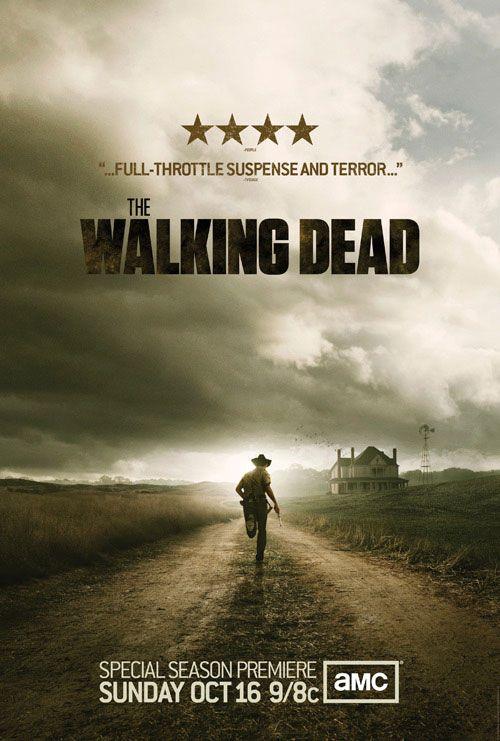 <strong><em>The Walking Dead</em></strong> Season 2 Promo Art