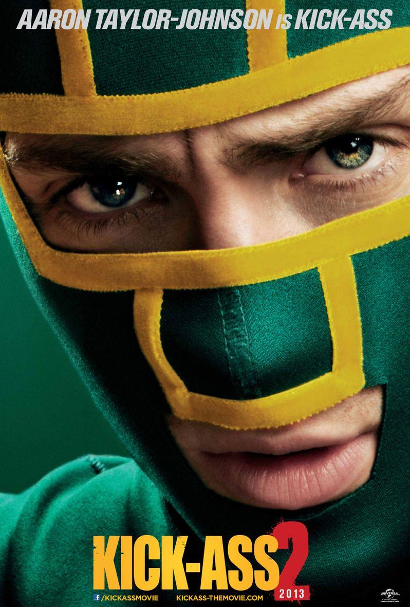 <strong><em>Kick-Ass 2</em></strong> Character Poster