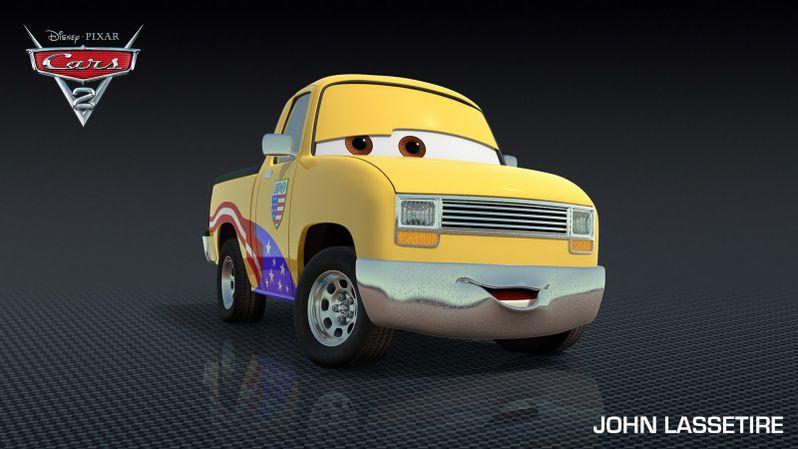 John Lasseter discusses <strong><em>Cars 2</em></strong>