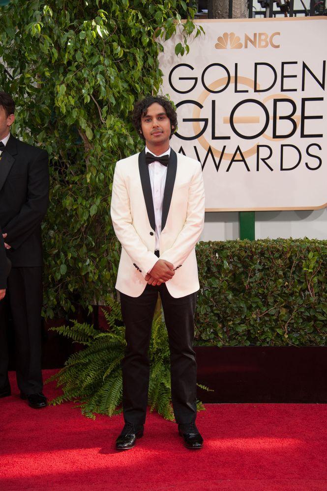 Big Bang Theory <strong><em>Golden Globes</em></strong>