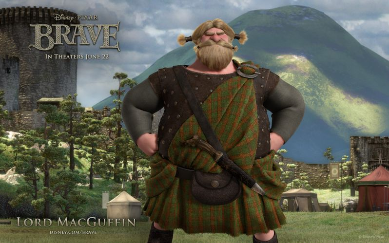<strong><em>Brave</em></strong> Lord MacGuffin Desktop