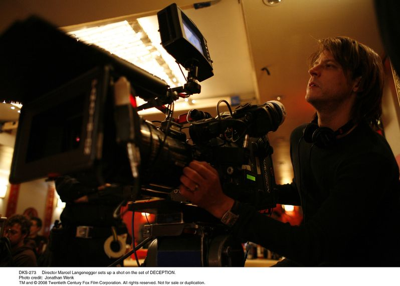 Director Marcel Langenegger