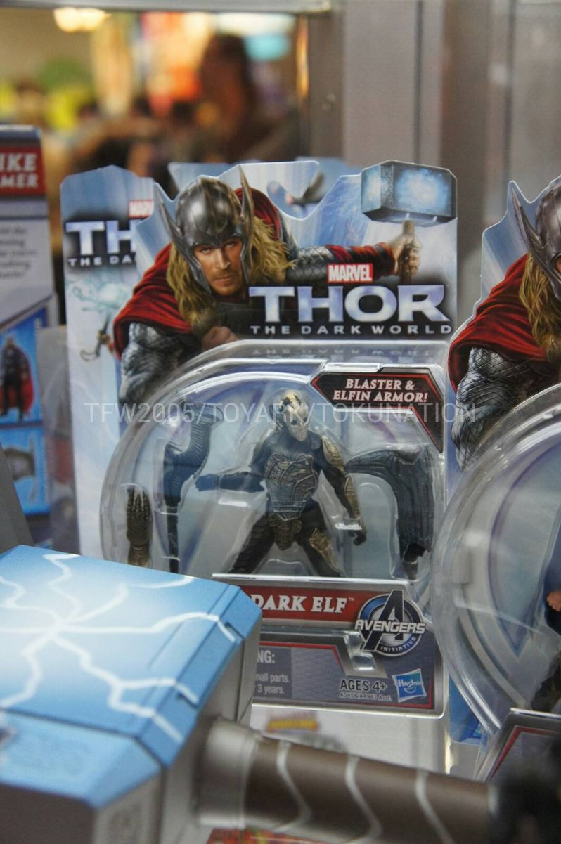 Thor the Dark World Toys Hasbro #3
