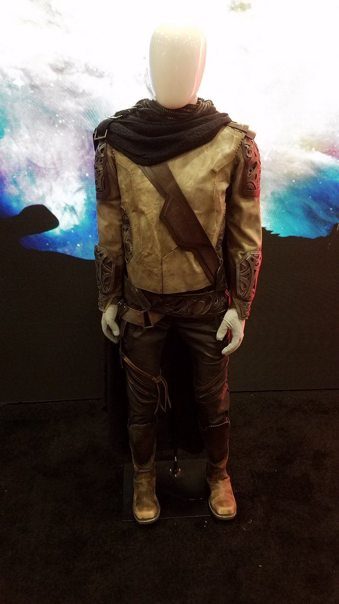 Guardians of the Galaxy 2 Ego Costume Photo 1