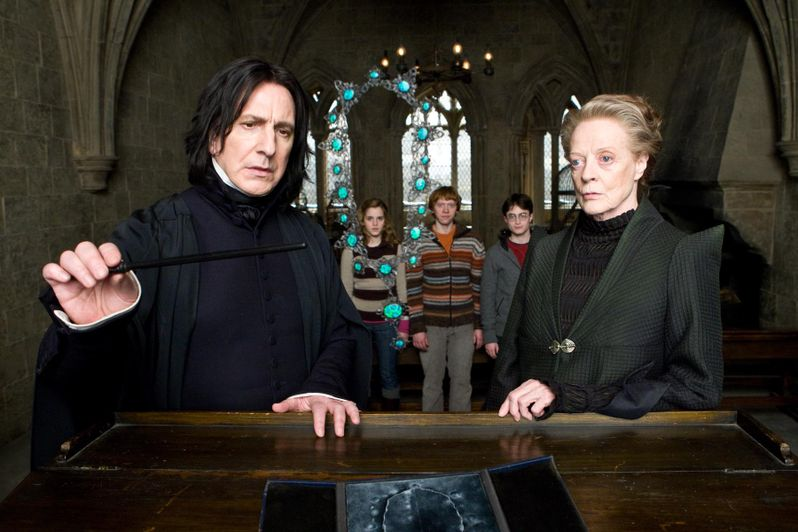 <strong><em>Harry Potter and the Half-Blood Prince</em></strong> Picture #2
