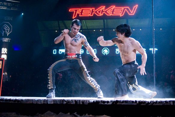 <strong><em>Tekken</em></strong> movie still #1