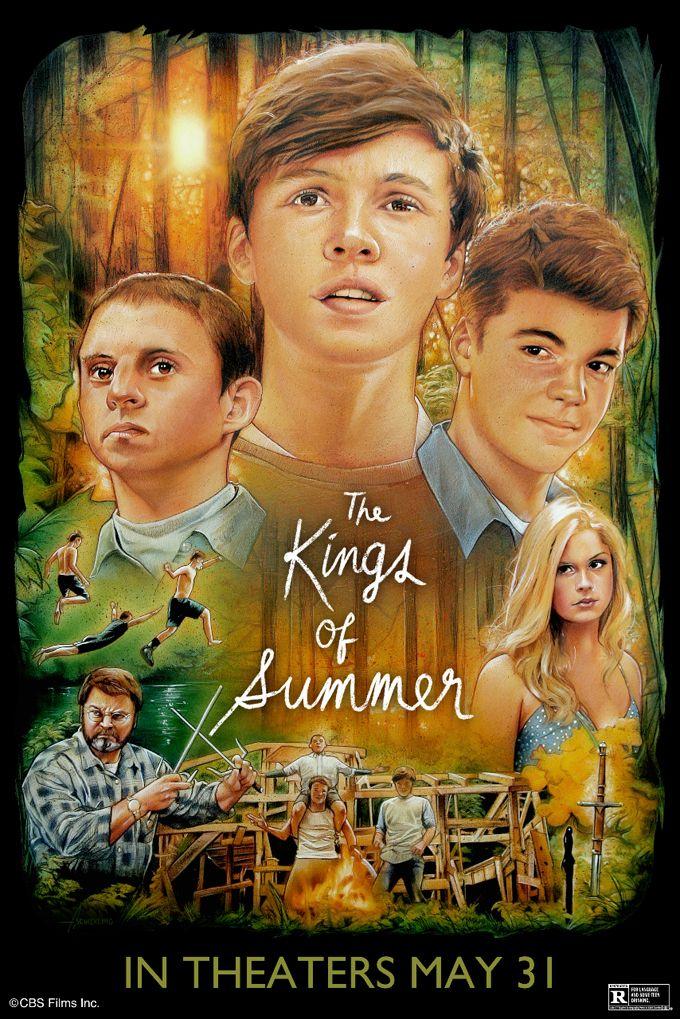 <strong><em>The Kings of Summer</em></strong> Alternate Poster 3