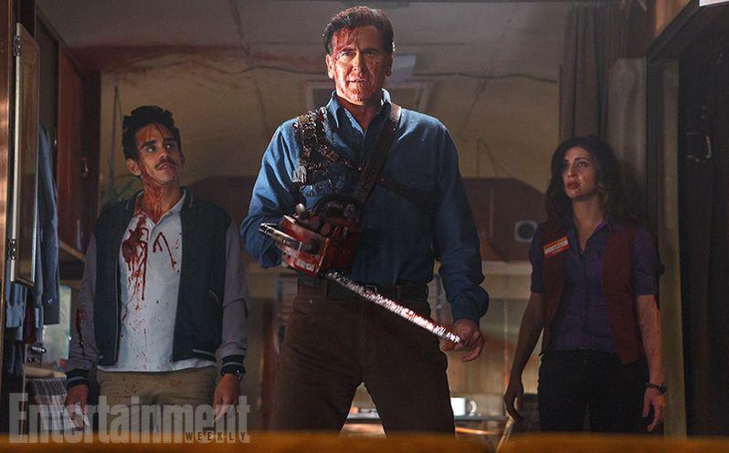 Ash Vs. Evil Dead - Season 1 photo 3