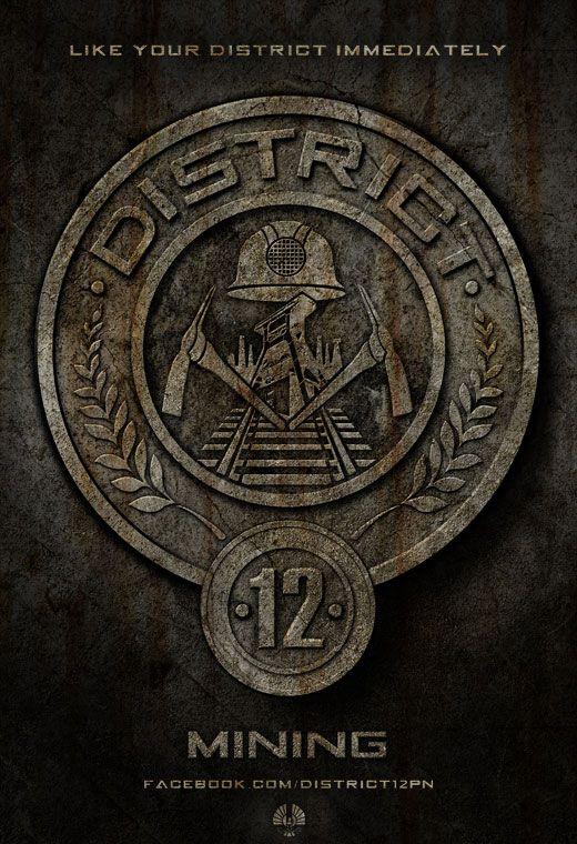 <strong><em>The Hunger Games</em></strong> District 13 Poster