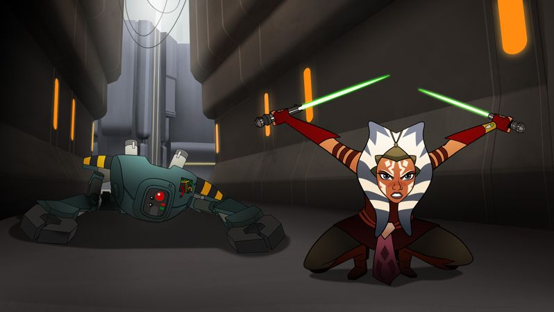 <strong><em>Star Wars Forces of Destiny</em></strong> - Season 1 photo 3