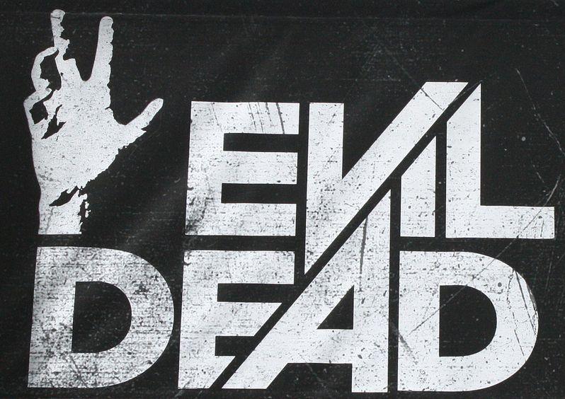 The <strong><em>Evil Dead</em></strong> Logo