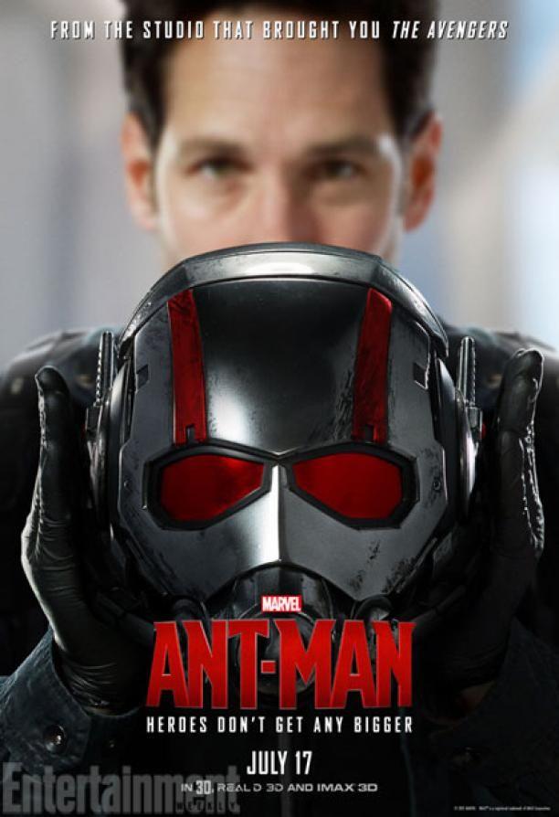 Ant-man Scott Lang Poster