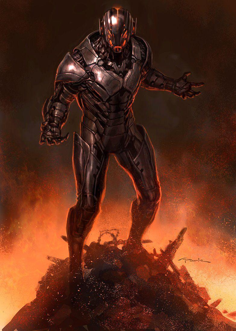 <strong><em>Avengers: Age of Ultron</em></strong> Concept Art 5