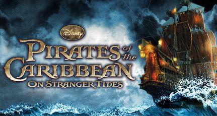 <strong><em>Pirates of the Caribbean: On Stranger Tides</em></strong> Merchandise Promo