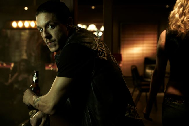 Theo Rossi discusses <strong><em>Sons of Anarchy</em></strong>: Brick