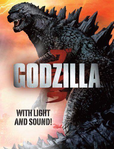 <strong><em>Godzilla</em></strong> Tie-In Book Artwork
