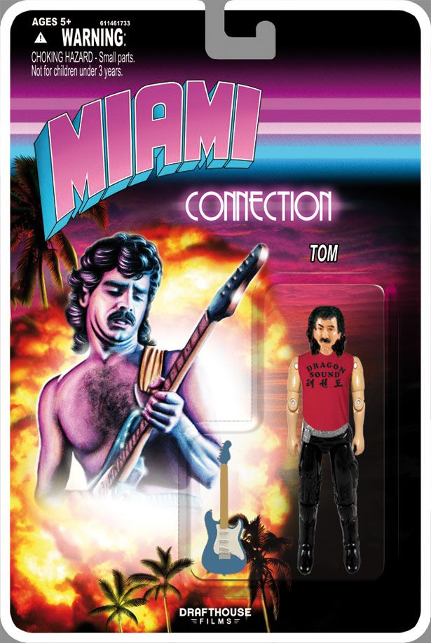 <strong><em>Miami Connection</em></strong> Action Figure Photo #6