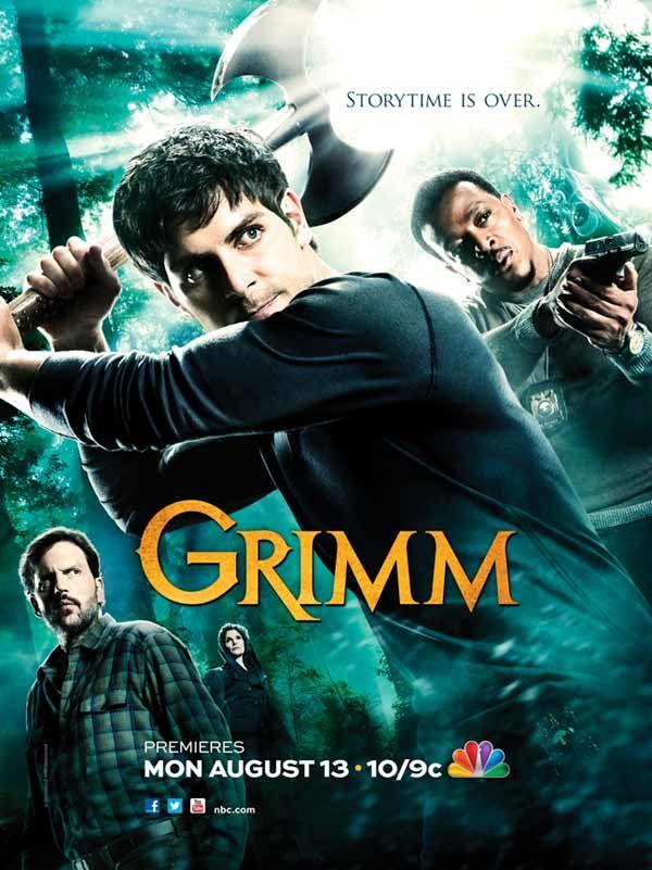 <strong><em>Grimm</em></strong> Promo Art 1