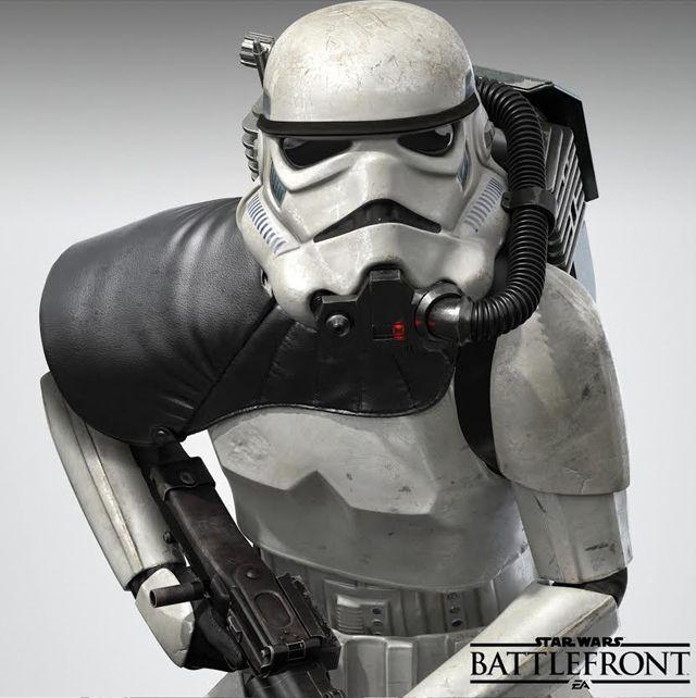 Star Wars Battlefront Concept Art 3