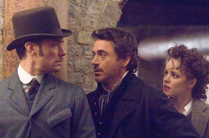 <strong><em>Sherlock Holmes</em></strong>
