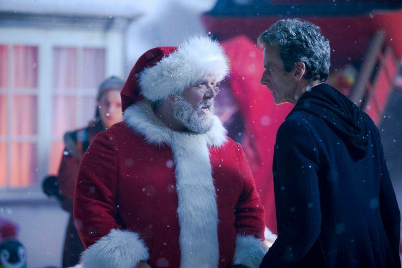 <strong><em>Doctor Who</em></strong> Christmas Special Photo 1