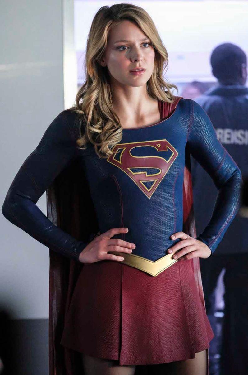 <strong><em>Supergirl</em></strong> - Season 4 photo 1