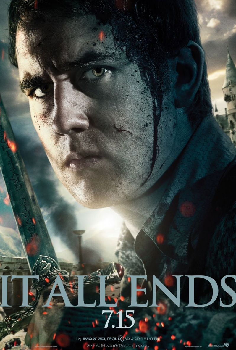 <strong><em>Harry Potter and the Deathly Hallows - Part 2</em></strong> Neville Longbottom Poster