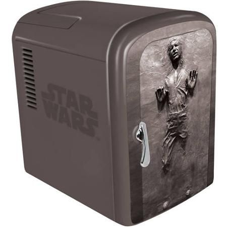 Star Wars Battlefront Han Solo Mini-Fridge 2