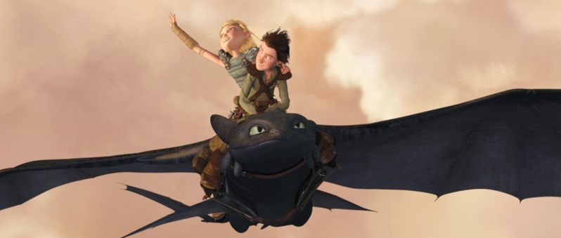 Cressida Cowell Talks <strong><em>How to Train Your Dragon</em></strong>