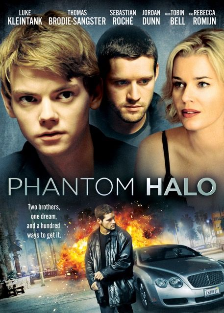<strong><em>Phantom Halo</em></strong> Poster