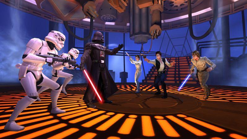 Star Wars Galaxy of Heroes Photo 5