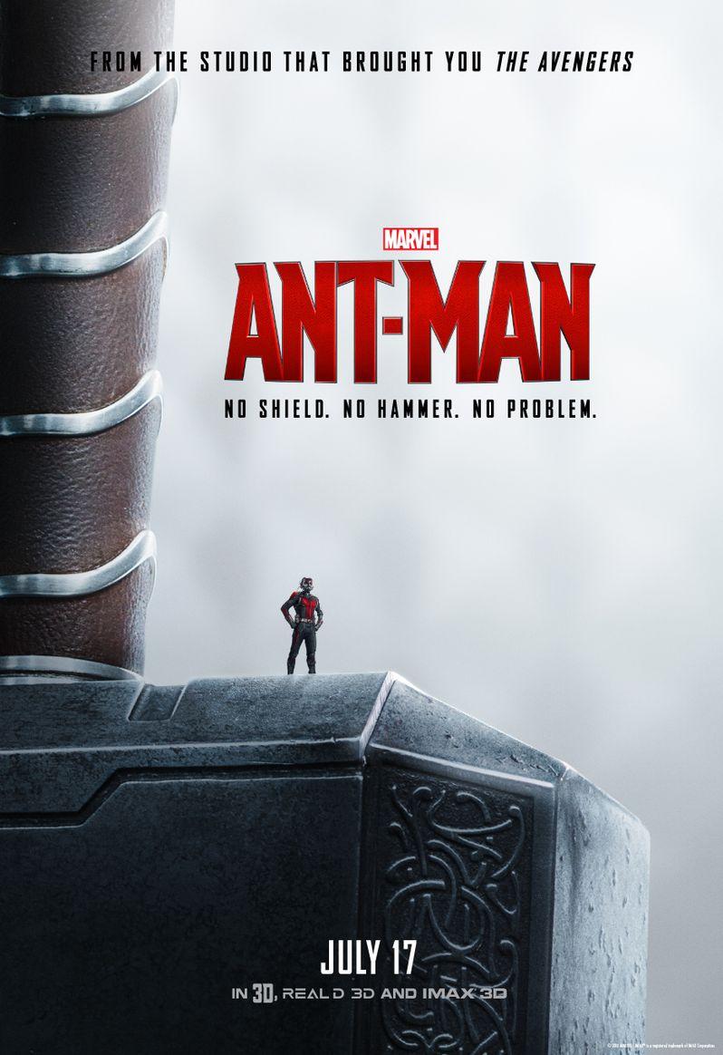 <strong><em>Ant-Man</em></strong> Thor Poster