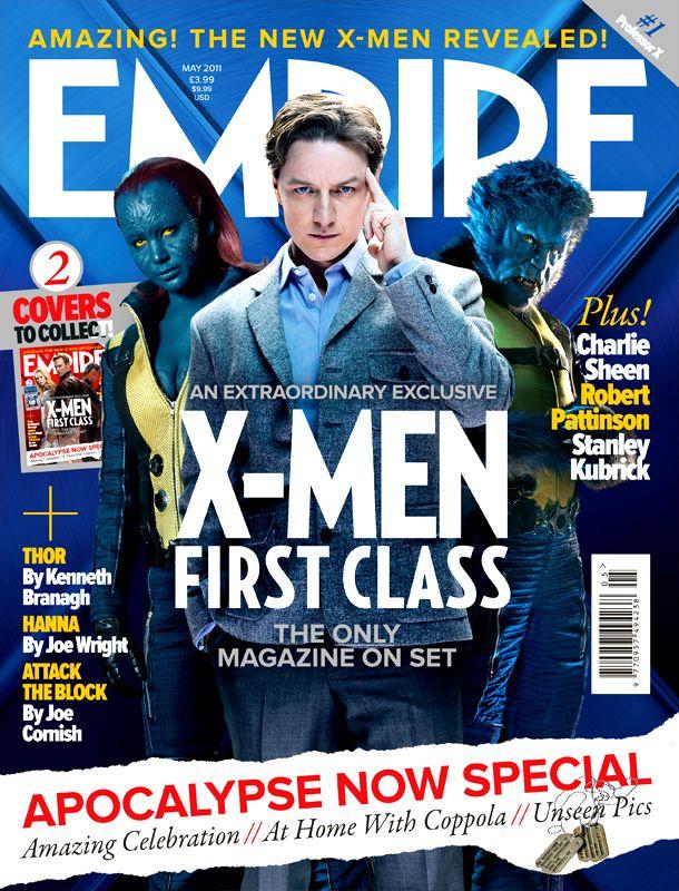 <strong><em>X-Men: First Class</em></strong> Empire Photo #3