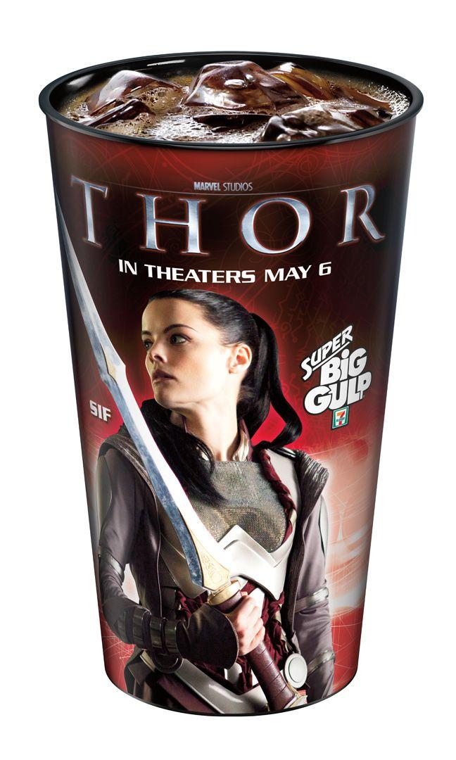 <strong><em>Thor</em></strong> Slurpee Photos #1