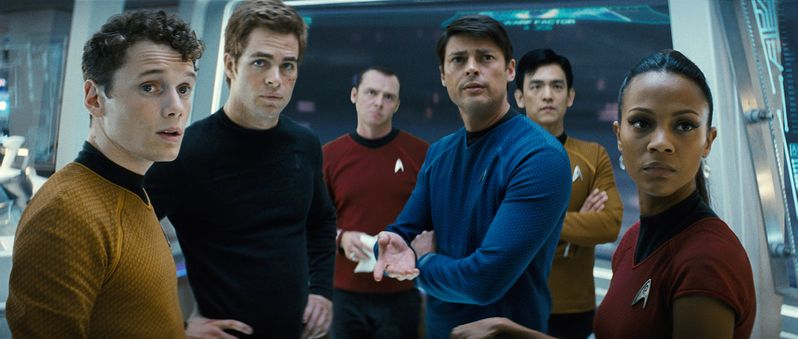 J.J. Abrams Goes Into Warp Speed with <strong><em>Star Trek</em></strong> 2 and Beyond