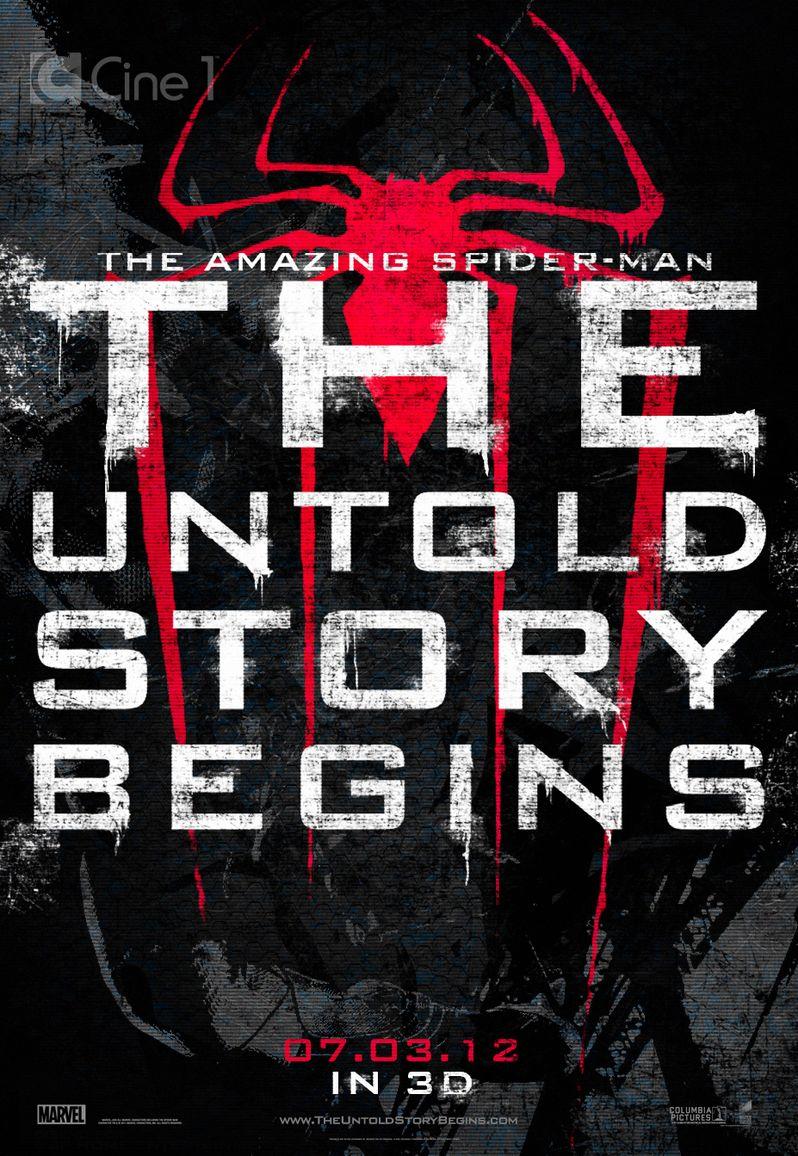 <strong><em>The Amazing Spider-Man</em></strong> International Poster