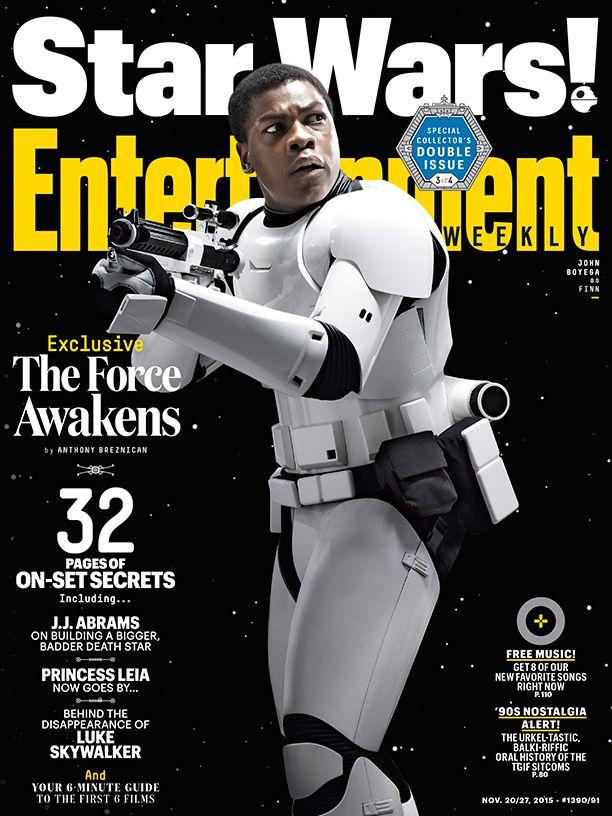 Star Wars 7 EW Finn