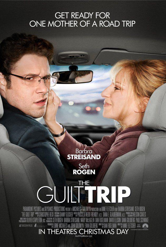 <strong><em>The Guilt Trip</em></strong> Poster