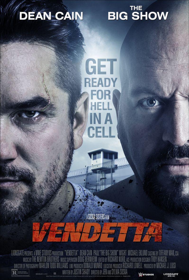 <strong><em>Vendetta</em></strong> Poster