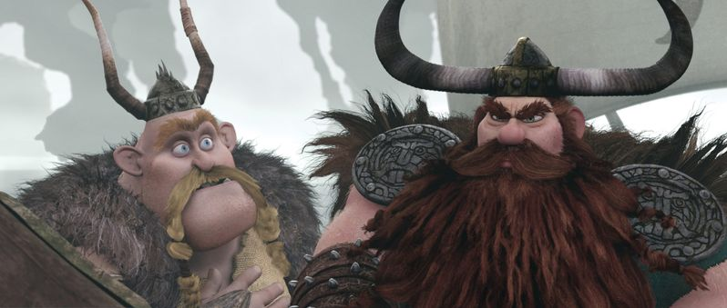 <strong><em>How to Train Your Dragon</em></strong> stars Gerard Butler and Graig Ferguson