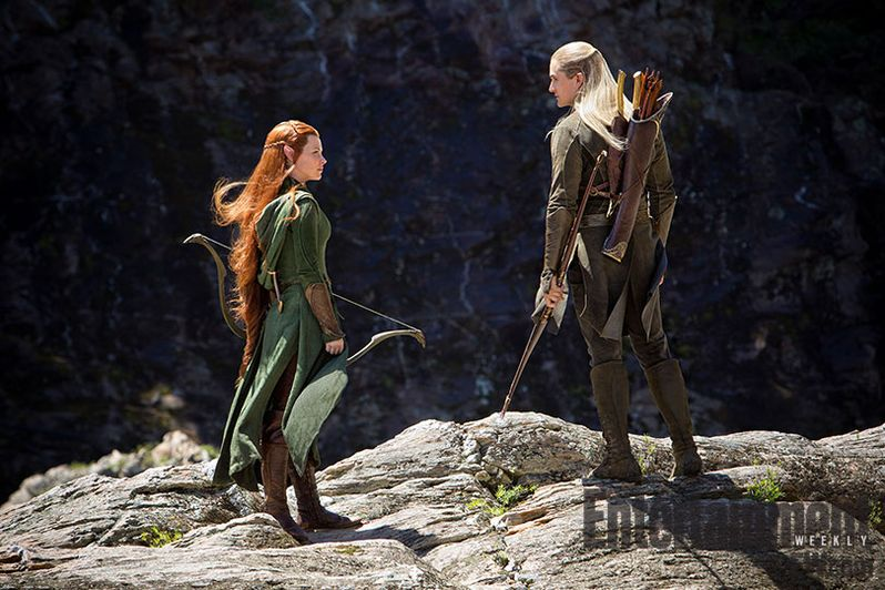 <strong><em>The Hobbit: The Desolation of Smaug</em></strong> Photo